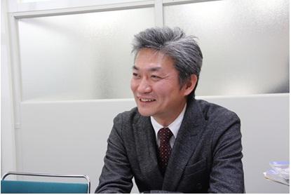 お話を伺った専務理事の高橋久義さん