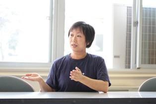 生活支援員  金子 千恵さん