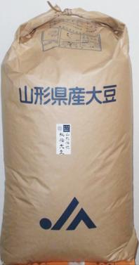 山形県村木沢産 乾燥大豆25kg