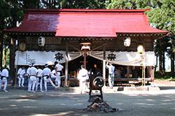 九野本 稲荷神社