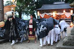 平山 熊野神社