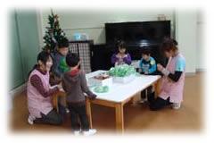 第4回幼稚園体験
