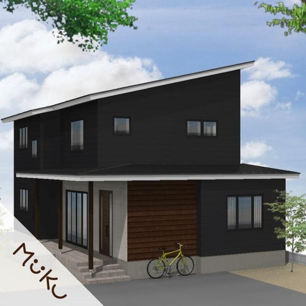 Muku〜みのりガーデン館町南モデルハウス