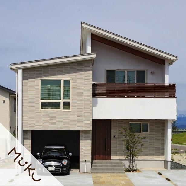 Mukuスカイデッキのある家〜山形県天童市芳賀タウンモデルハウス