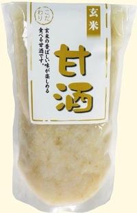 玄米甘酒/250g