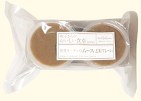 発芽モードのムース 玄米(プレーン)/90g