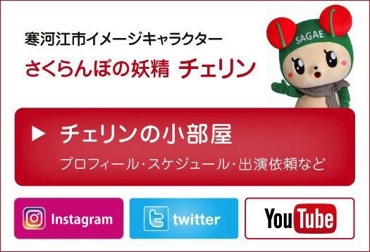 さくらんぼの妖精 チェリンFacebook