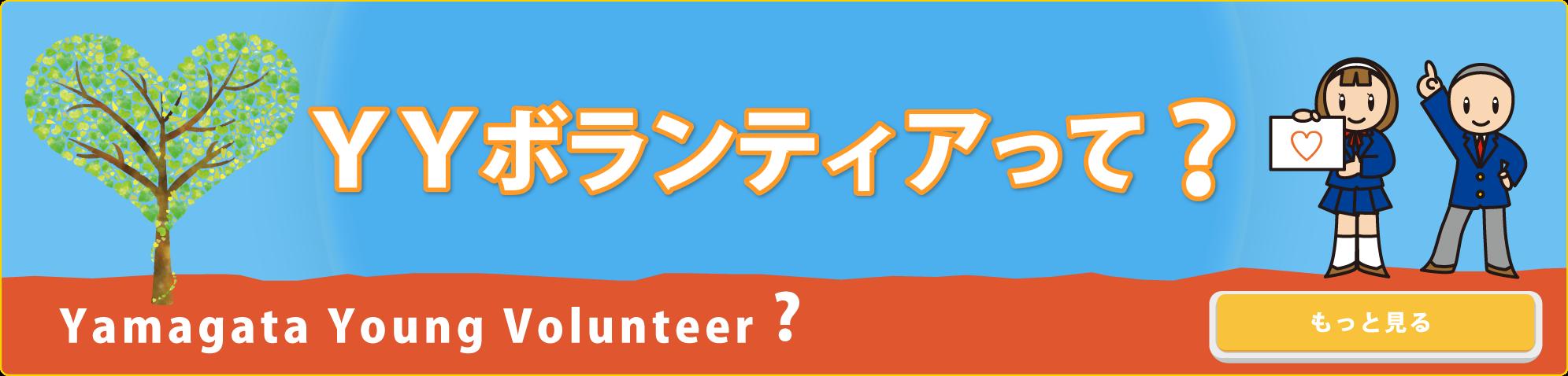 YYボランティアって?