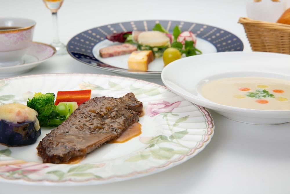 本日のお肉コース(一例)