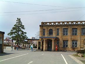 旧高畠駅1