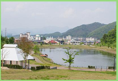 愛宕沼親水公園