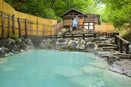 Zao Hot Springs