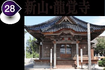 新山、龍覚寺