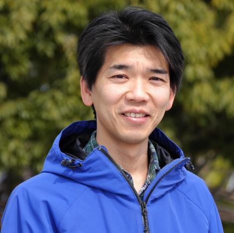 Waterfall Enthusiast Kenichi Takeda