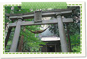 Torigoe Hachiman Shrine