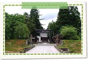 Shinjyo  Castle ruins Mogami Park