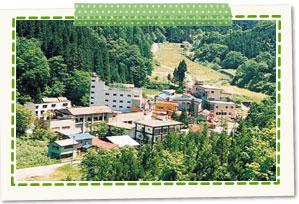 Hanesawa Hot Springs
