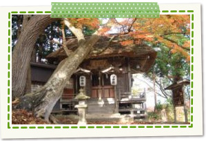 (the House of auspicious cloud) gossan temple