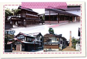 Visit to sake brewery