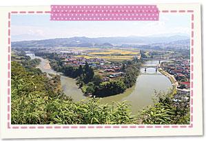 左泽盾山城遗迹(楯山公园)
