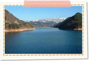 水窪(みずくぼ)ダム