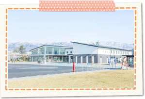 Nagai Elementary School first school building