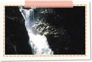 Shirabuotaki Waterfall