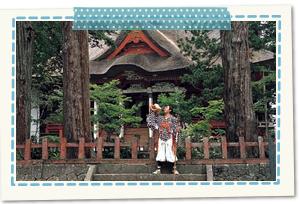 出羽三山神社(鶴岡市)