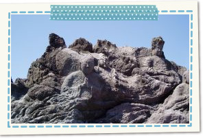 十六罗汉岩石