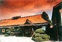 Photograph of Shindo brewing shop