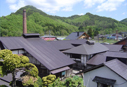 Photograph of Yonetsuru Sake Brewery