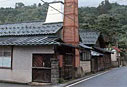 Photograph of Isamu Sugi bracken Oka brewing ground