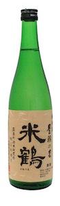 米鶴 純米豊穣の里