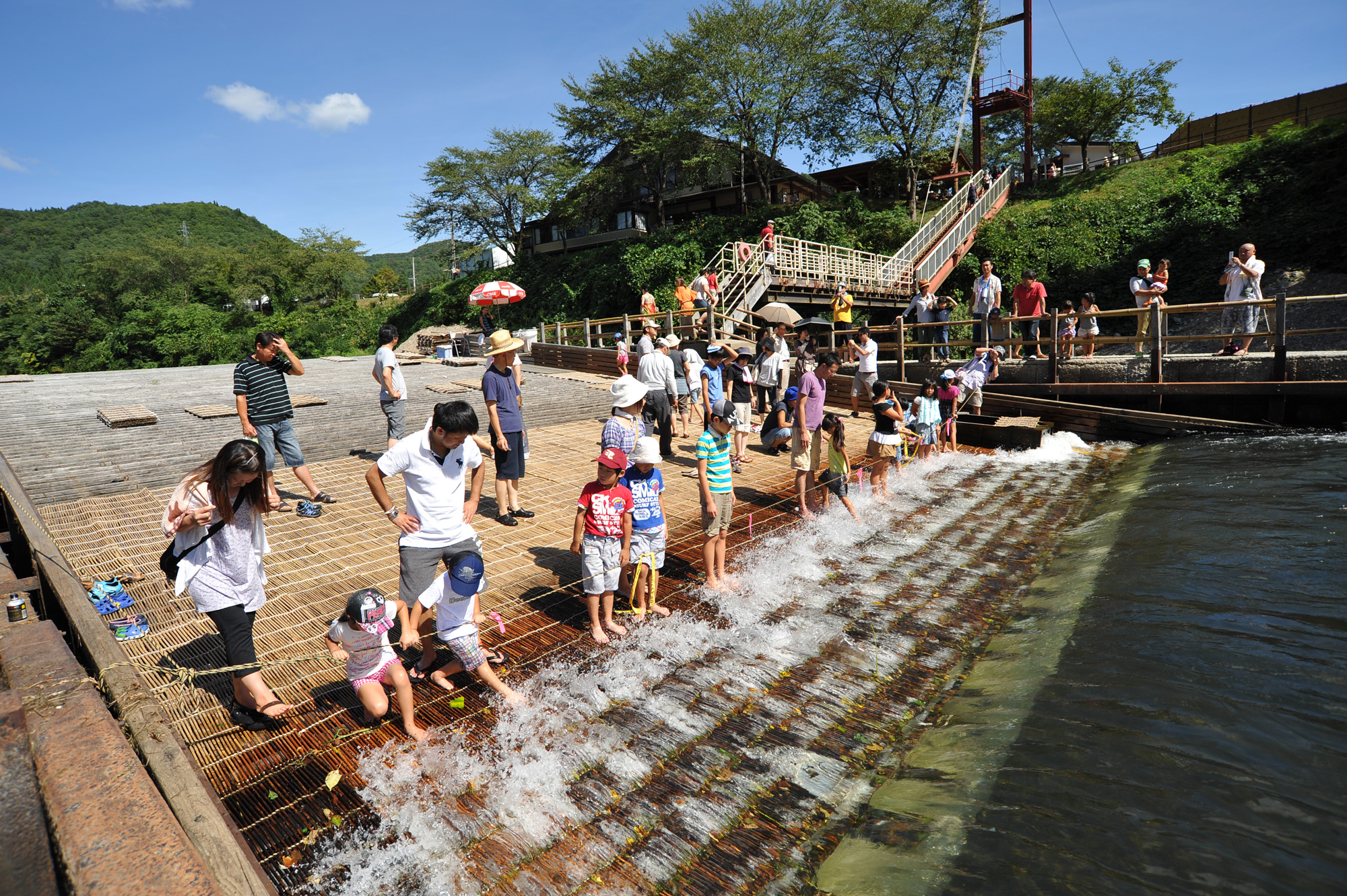 """It is another two days to """"the 41st Shirataka Sweetfish Festival""""! : Image"""