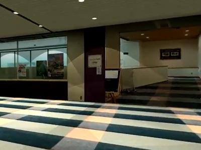 【臨場感あふれる3DCGアニメ】:画像