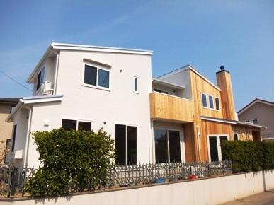 【2×6の家】若林区E様邸     〜Stylish☆な二世帯住宅〜:画像