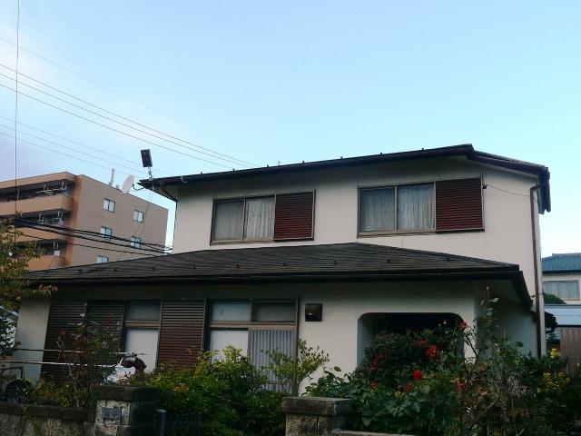 【外廻りリフォーム】多賀城市A様邸:画像
