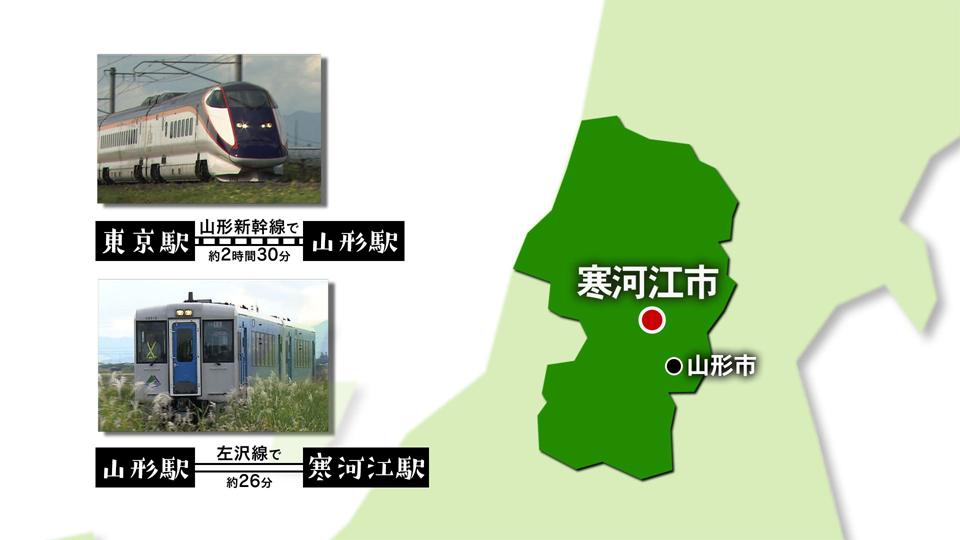 [#1208] Village ~ Sagae-shi (May four weeks) of Sankurambo: Image