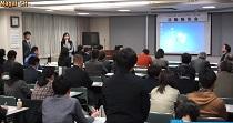 平成28年度長井市地域おこし協力隊活動報告会(H29.3.13) :画像