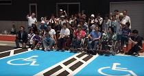 ブルーペイント大作戦in長井TBC球場(H29.7.9) :画像
