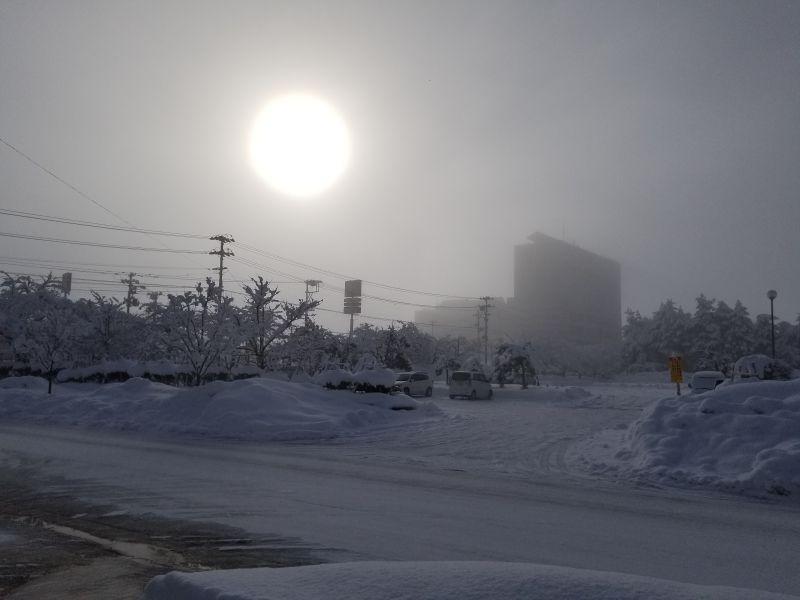 氷点下10℃の世界:画像