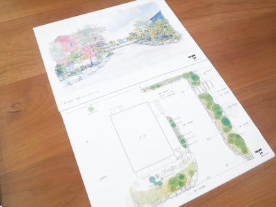 【郡山市富久山・ドミノA邸 】 一年ごしの庭づくり:画像