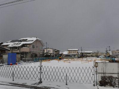 【福島市渡利・I邸 】 雪の年越し:画像