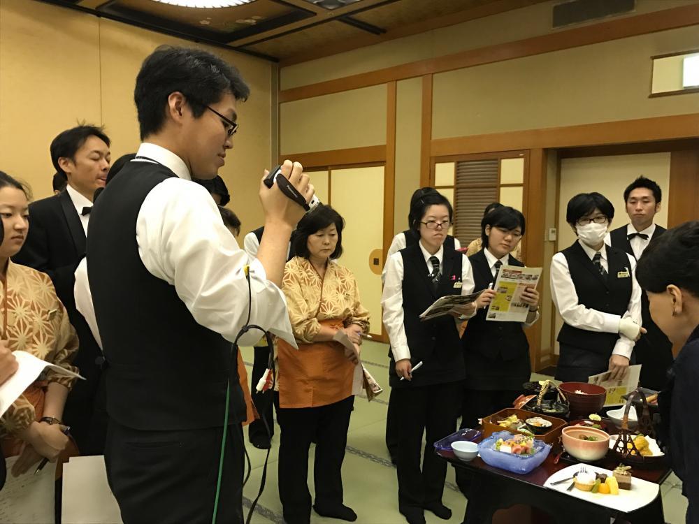 【明日から秋献立】秋の料理勉強会を行いました:画像