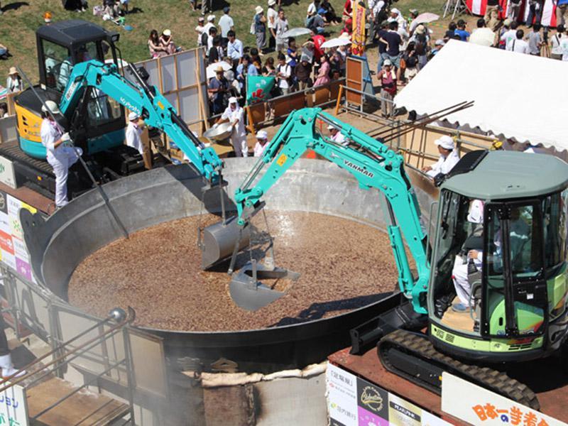【9/17】日本一の芋煮会フェスティバル!:画像